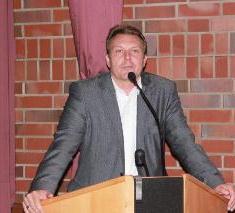 Olaf Schulze ist direkt in den Landtag gewählt worden.